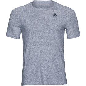 Odlo BL Millennium Linencoo PRO Maglietta da corsa Uomo grigio
